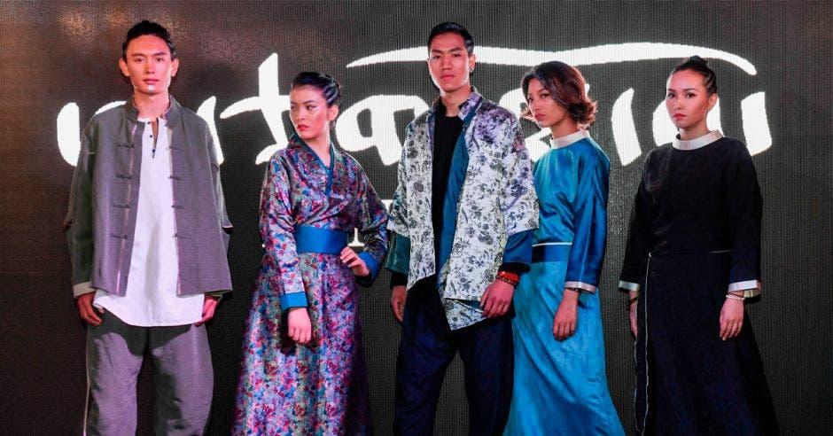 Xinhua Tíbet consumo ropa marcas locales Barkhor