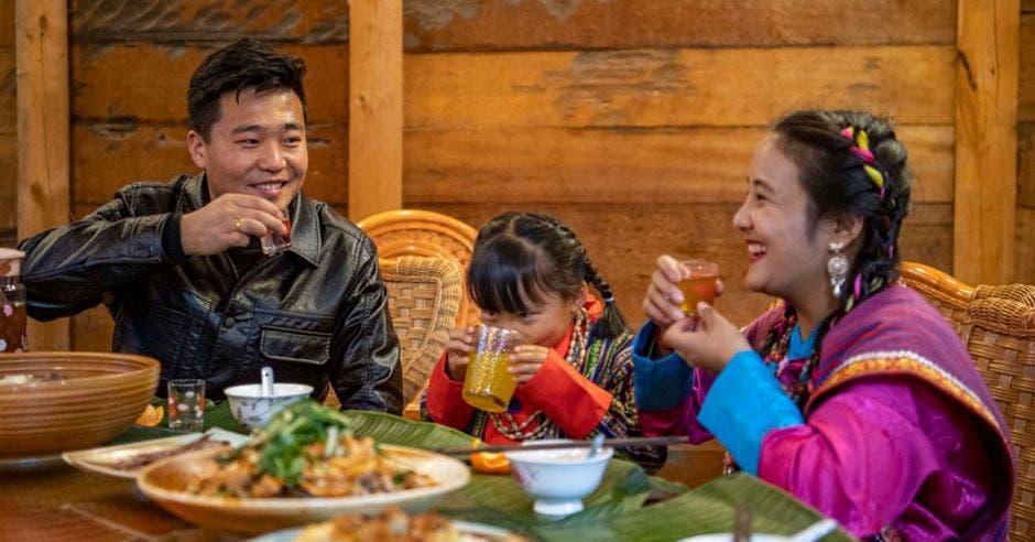 Xinhua Tíbet +etnica Shigatse PCCh China