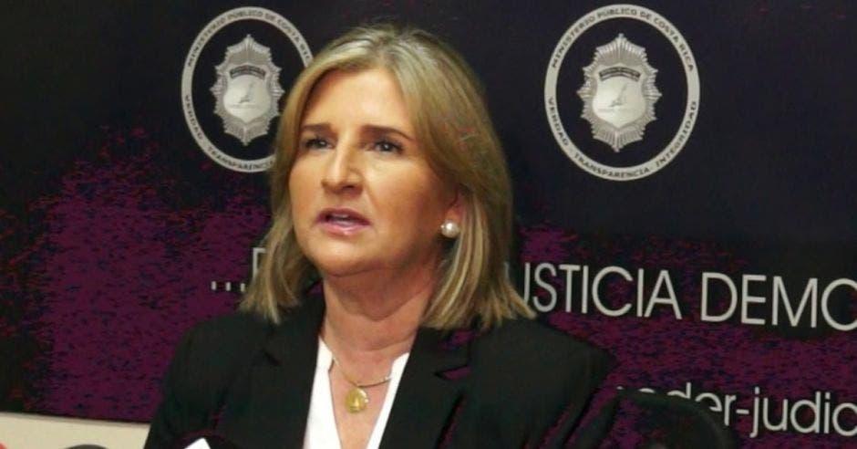 Emilia Navas, exfiscal general, Archivo/La República