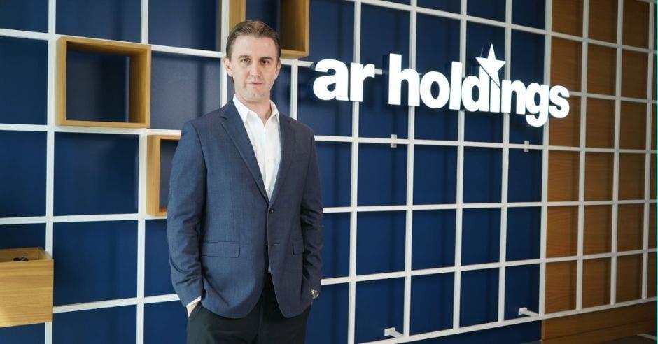 Antonio Burgos, director general de AR Holdings