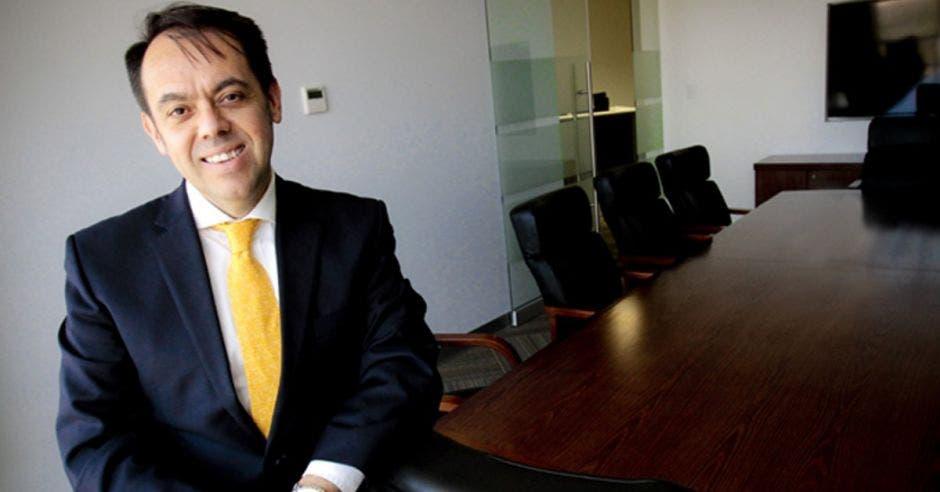 Alexánder Mora, nuevo representante de Costa Rica ante la OCDE. Archivo/La República.
