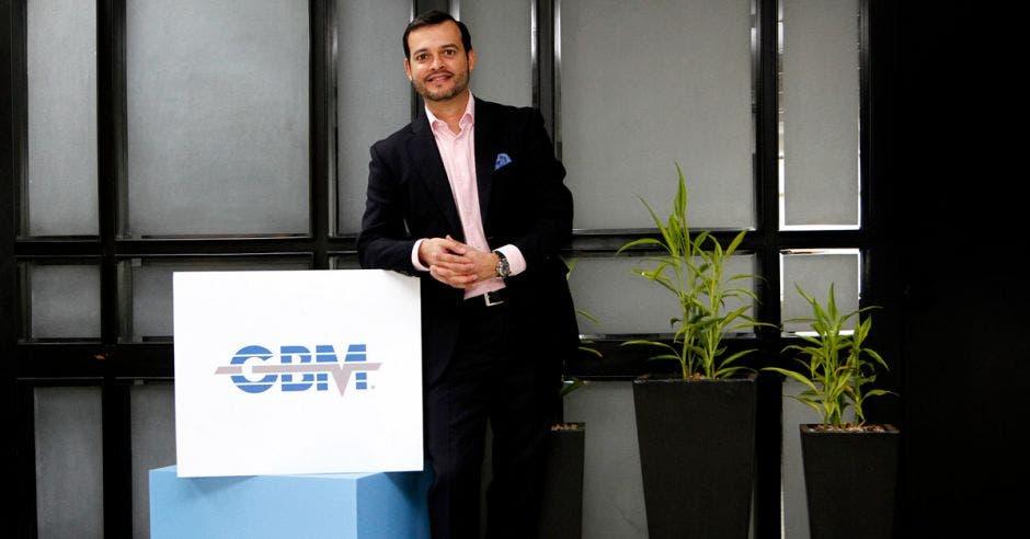 Gustavo Barrantes, Gerente de Infraestructura y Servicios Gestionados de GBM Costa Rica