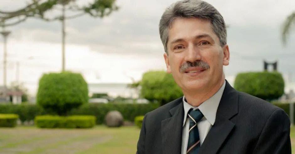 Welmer Ramos, candidato del PAC. Archivo/La República.