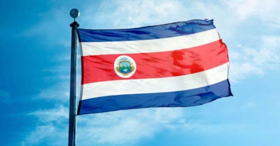 pabellón de Costa Rica