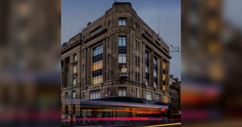 Edificio Johnnie Walker Princes Street