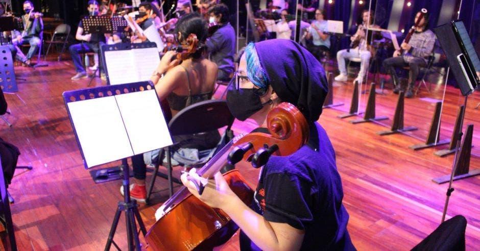 Costa Rica's New Orchestra