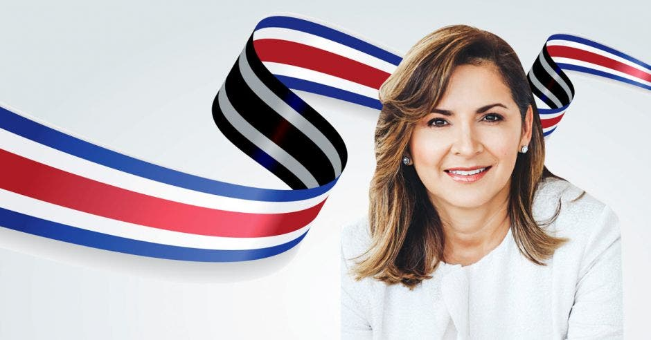Silvia Hernández, presidenta del Congreso. Cortesía/La República.