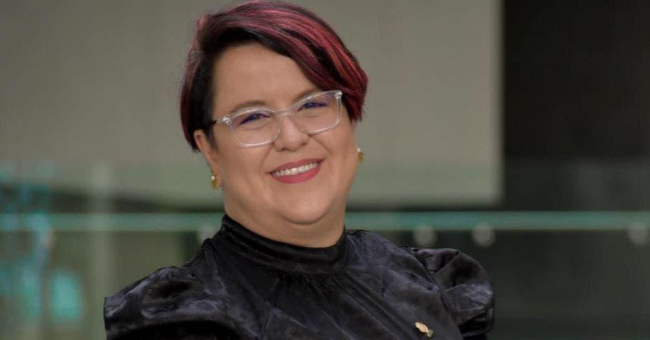 Laura Guido, jefa de fracción del PAC. Archivo/La República.