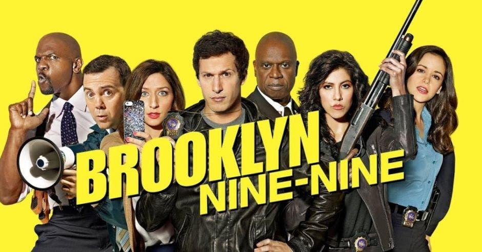Protagonistas de Brooklyn Nine-Nine