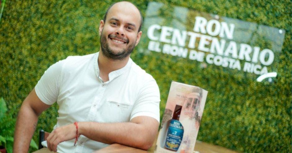 Manuel Coronado, gerente de Ron Centenario