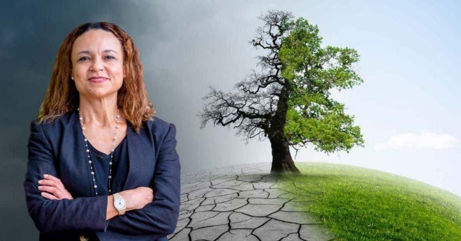 ministra de ambiente
