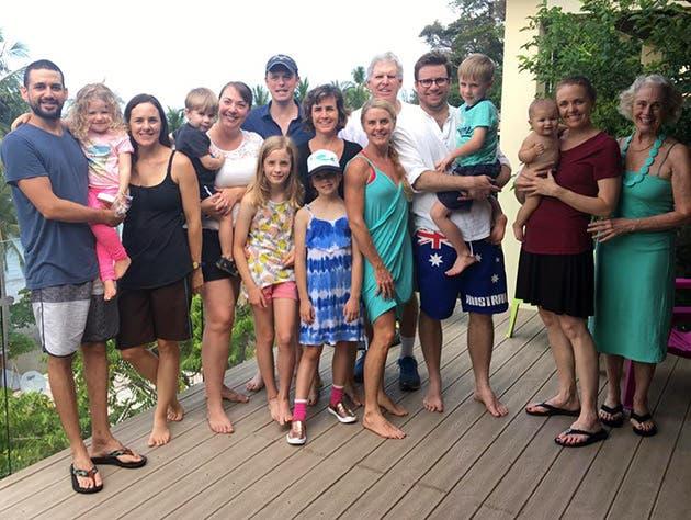 Familia Barbee
