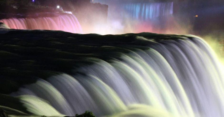 foto de las Cataratas del Niágara