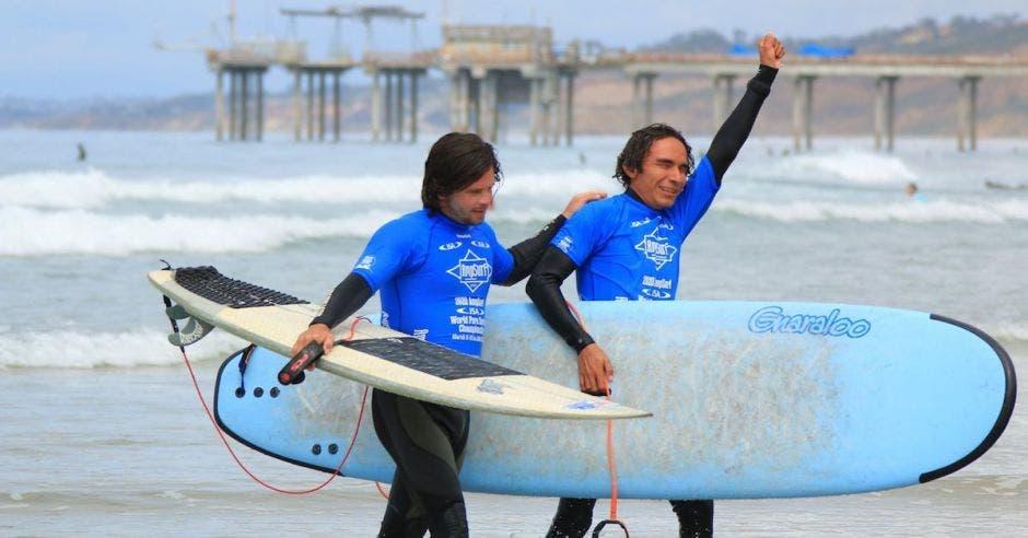 henry ciego surf
