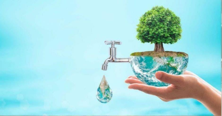 conservación agua