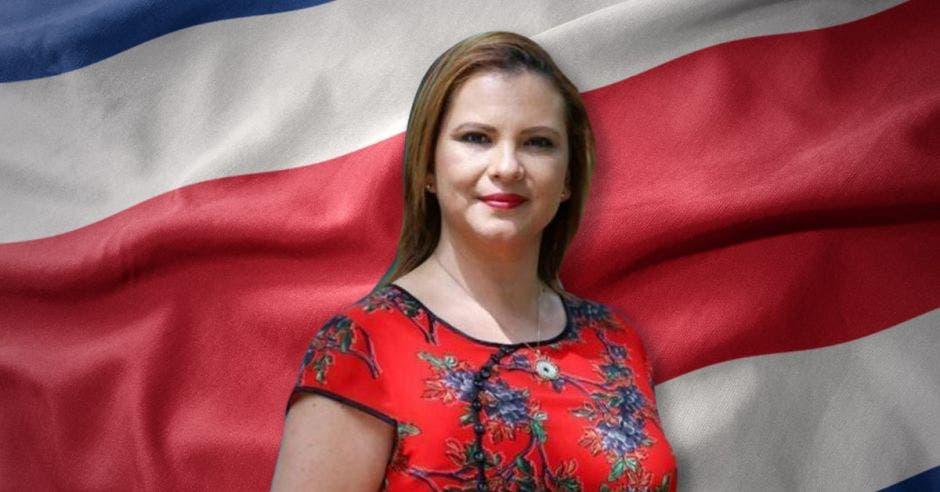 Carmen Chan, diputada de Nueva República. Archivo/La República.