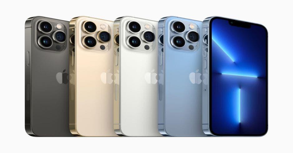 iPhone 13 Pro y el iPhone 13 Pro Max