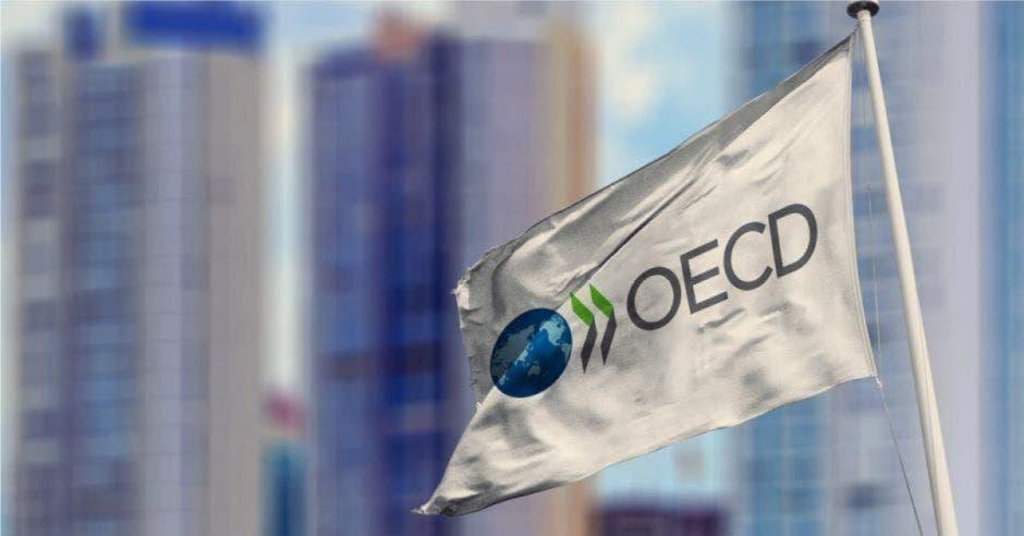Bandera de la OCDE