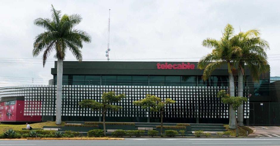 Oficinas de Telecable en La Sabana
