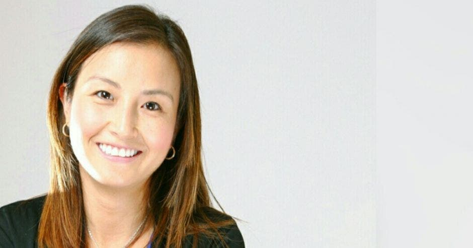 Alicia Chong, co-fundadora de Bloomer Tech. Archivo/La República