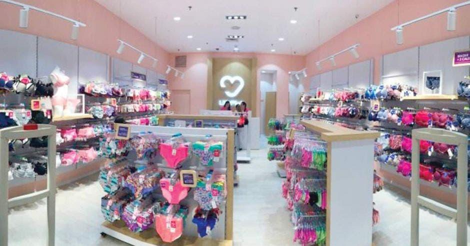Tienda Lili Pink