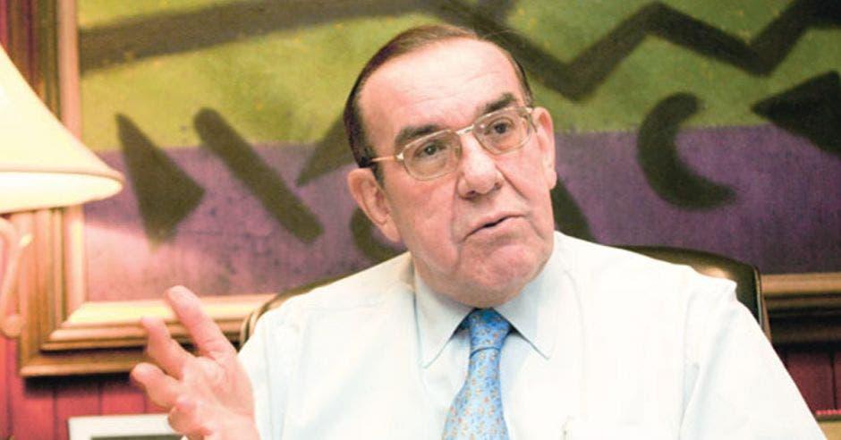 Rodrigo Arias, candidato a diputado por el PLN. Archivo/La República.
