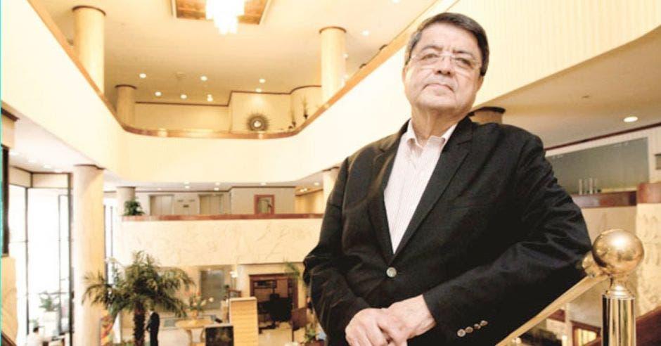 Sergio Ramírez, escritor y opositor al régimen de Daniel Ortega.Archivo/La República.
