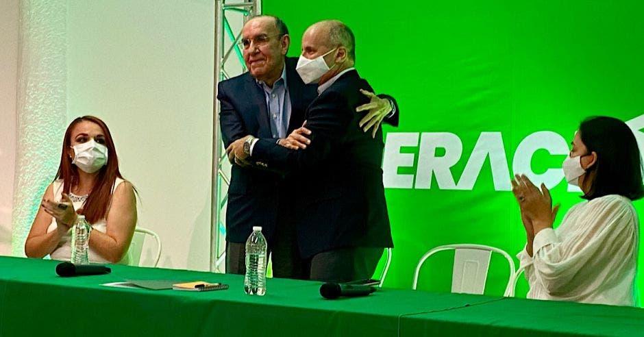Rodrigo Arias será el primer lugar de San José para diputado en el PLN. Archivo/LaRepública