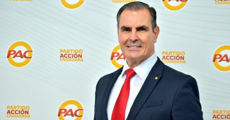 Eugenio Trejos, exrector del Tecnológico de Costa Rica, será candidato a diputado por el PAC. Archivo/La República.