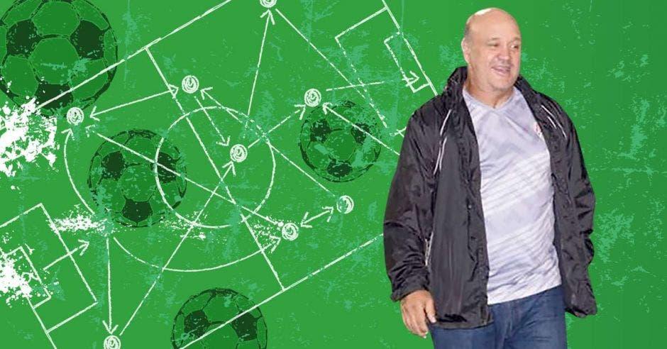 Johhny Chaves, timonel de Grecia, es el cuarto entrenador con más juegos dirigidos