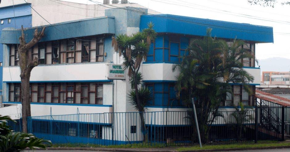 Edificio de Hotel El Guarumo
