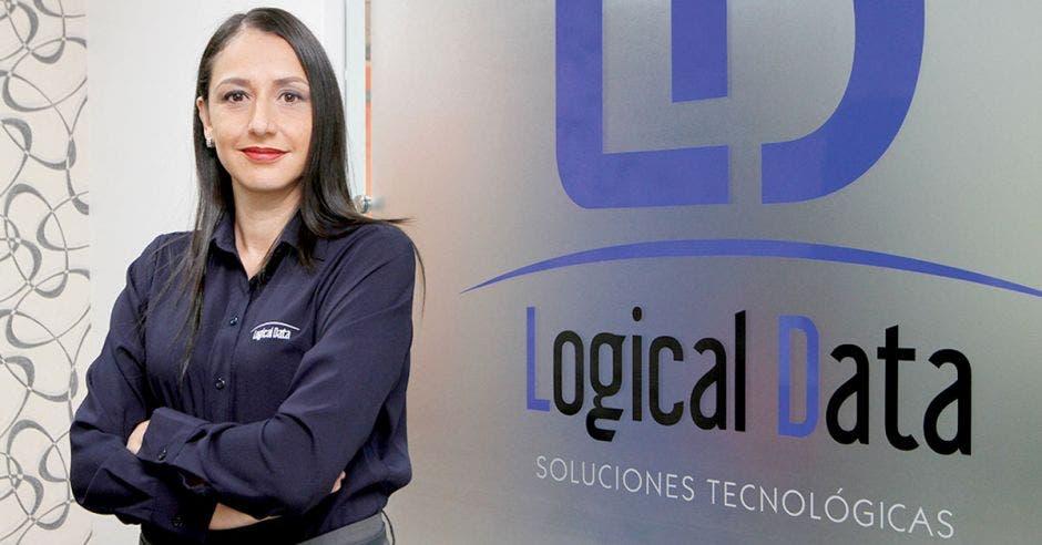 Grettel Alfaro, Directora Comercial de Logical Data.