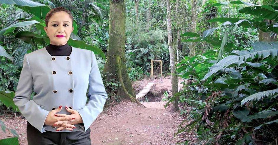 Este corredor biológico ofrece un espacio de naturaleza en medio de la ciudad. Cortesía/La República