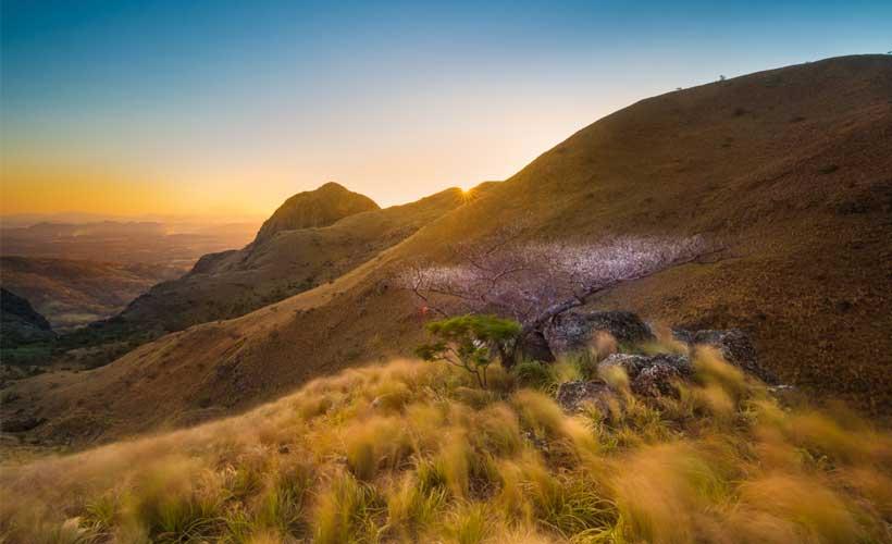 Cerro Pelado, Cañas. Fotografía  de Luis Solano Pochet
