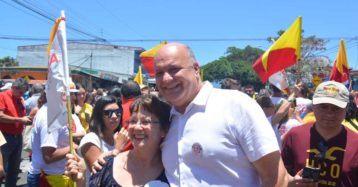 Rodolfo Piza, excandidato presidencial del PUSC. Esteban Monge/La República.