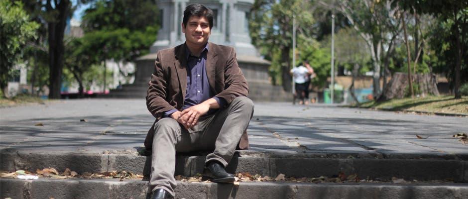 Carlos Alvarado: Hay un rezago de más de 30 años en infraestrucutra