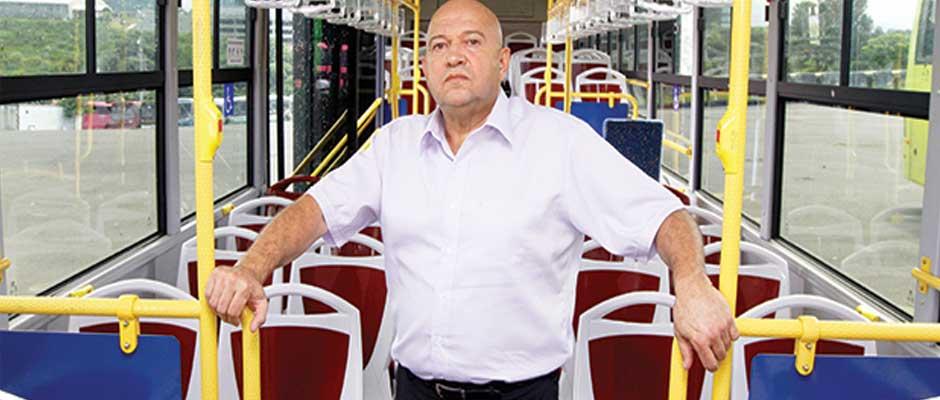 Operador de rutas abandonadas usaría buses de 15 años