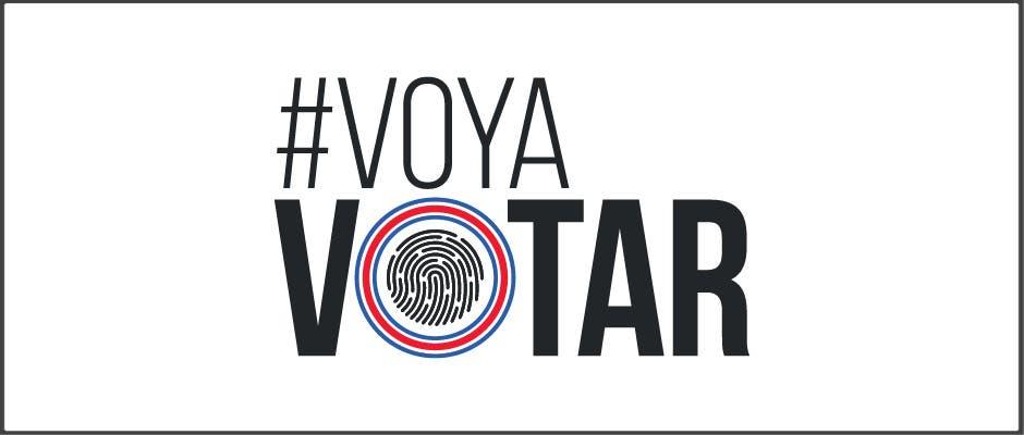 #VoyaVotar ¿y usted?